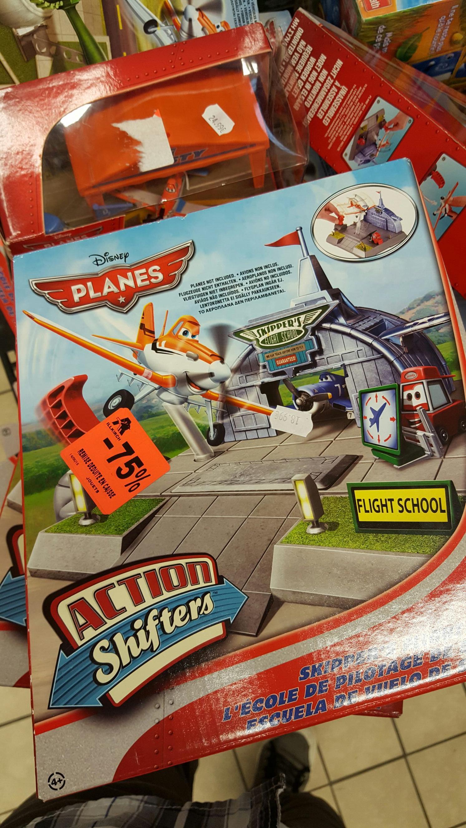 Jouet Disney airplanes Flight school