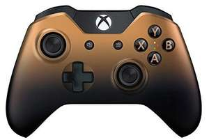 Manette sans fil Xbox One Copper Shadow + Kit Football FFF Euro 2016 offert