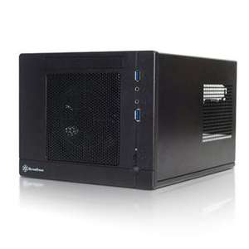 Boitier PC gamer Silverstone Sugo SG05BB Lite USB 3.0 Edition