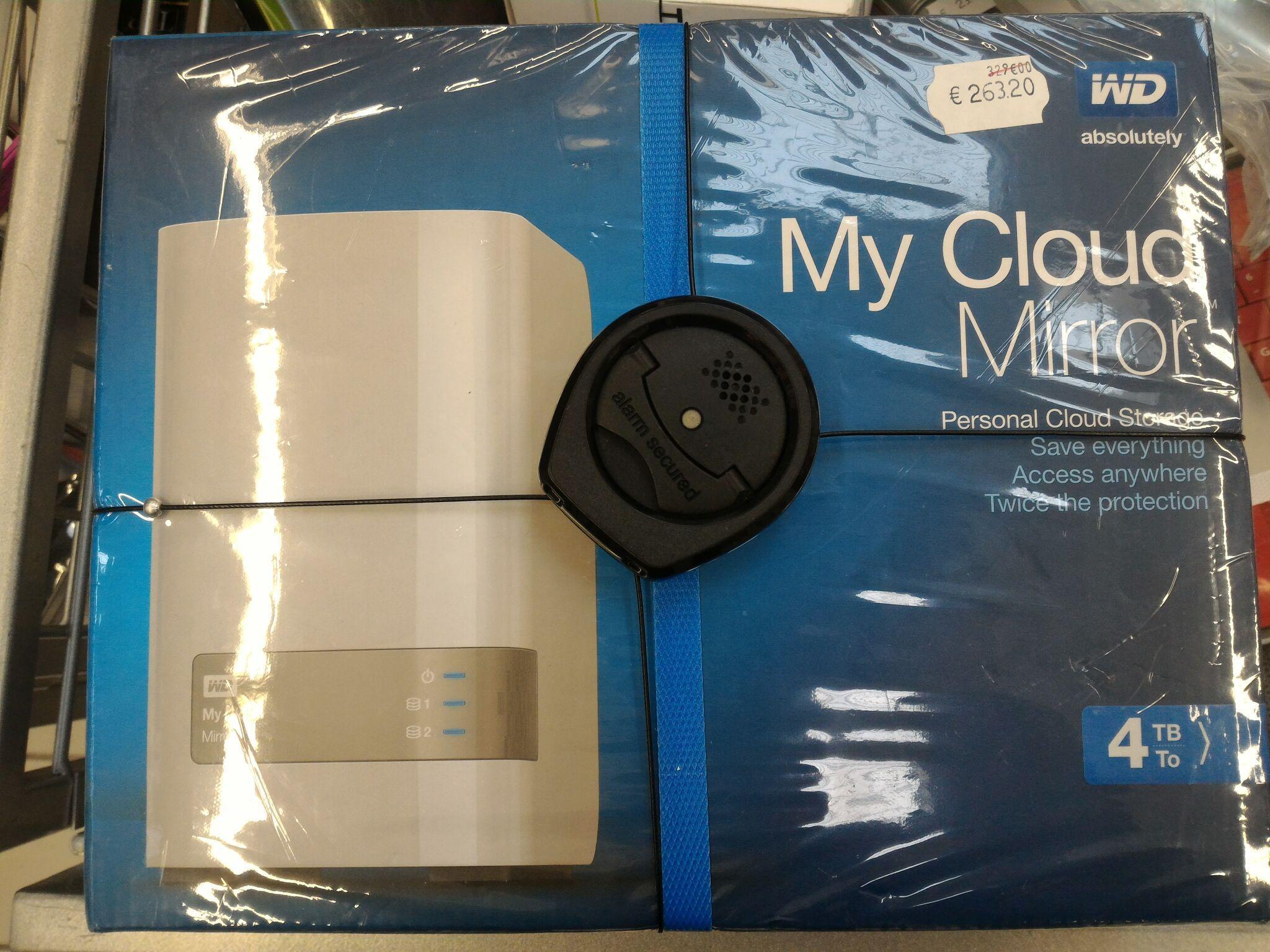 Western Digital My Cloud Mirror (Gen 2) 4 To