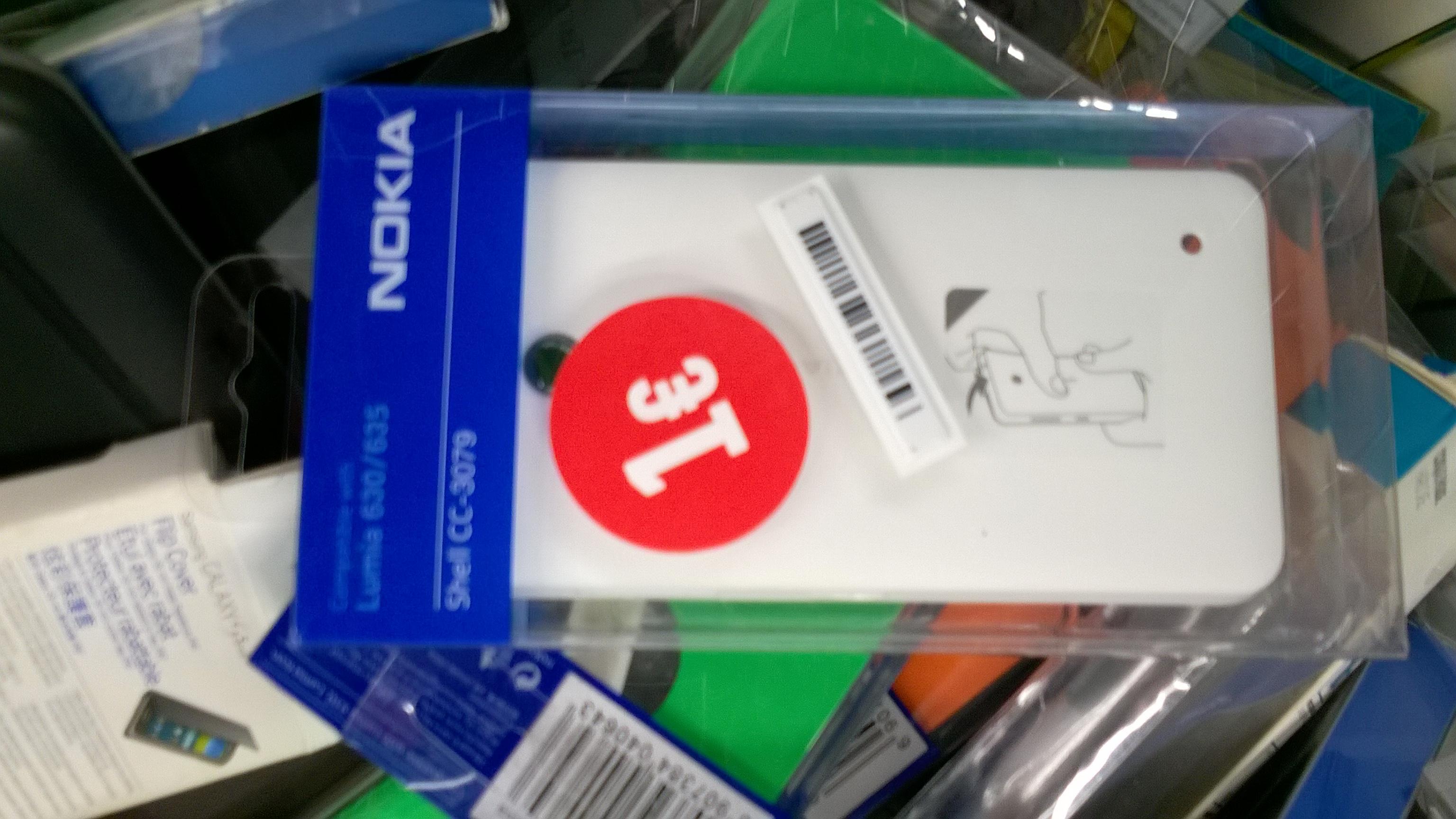 Sélection de coques et housses pour smartphone Nokia Lumia (630, 930, 530, etc)