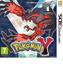 Jeu Pokémon Y sur 3DS