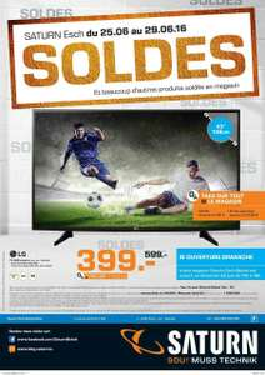 """TV 43"""" LG 43UH610 - 4K UHD"""