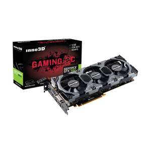 Carte graphique Inno3D N98V-1SDN-M5DNX GeForce GTX 980 4Go OC