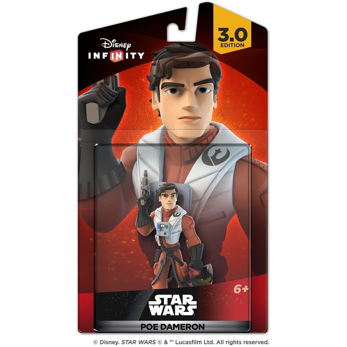 Sélection de figurines Disney Infinity en soldes