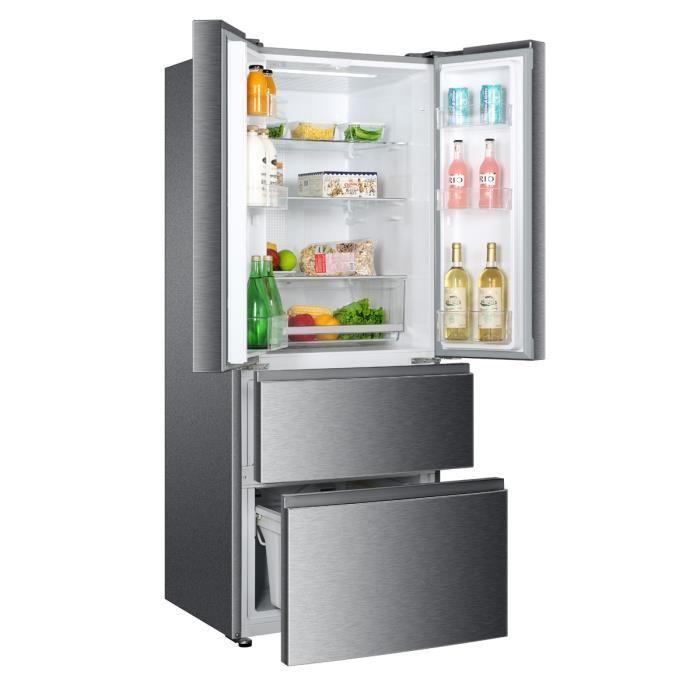Réfrigérateur Multi-portes Haier B390TGAAS - 382 Litres