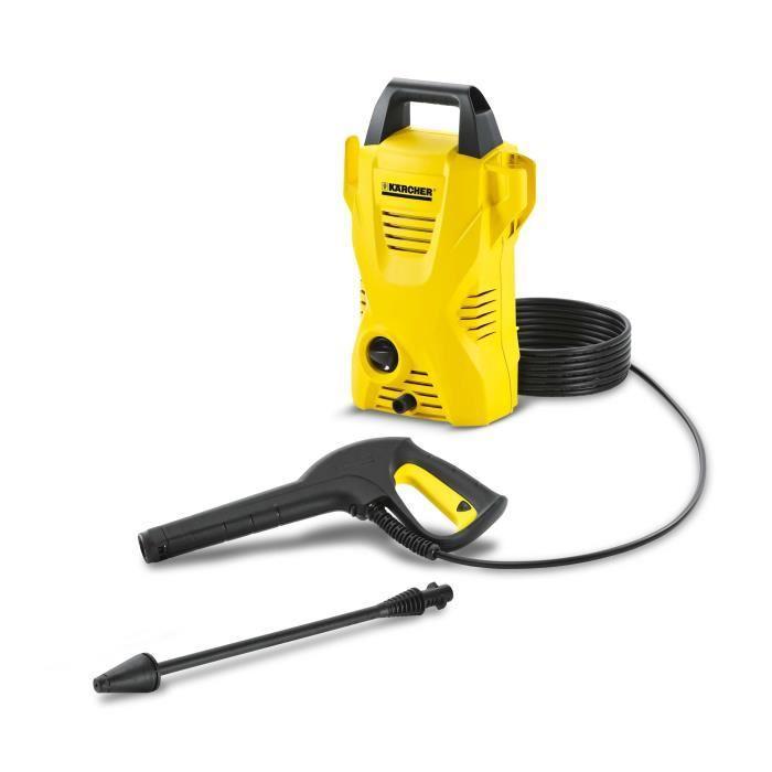 [CDAV] Nettoyeur haute pression Karcher K2 Basic - 110 bars, 1400W