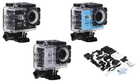 Caméra sport Wifi LCD HDMI (Plusieurs coloris)