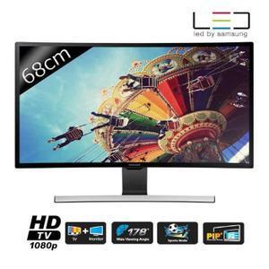 "TV 27"" Samsung T27D590CX - Full HD, LED, Incurvé"