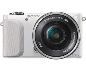 Sony Alpha NEX-3N + Objectif 16-50mm (Blanc)