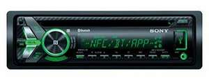Autoradio Sony CD Bluetooth NFC USB MEX-N5000BT