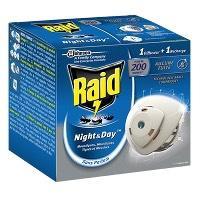 Diffuseur électrique  Raid Night & Day (Via BDR)