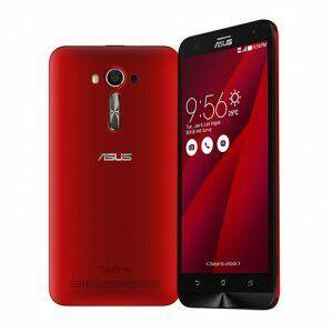 """80€ de réduction sur une sélection de Smartphones Zenfone - Ex : Asus Zenfone 2 ZE550KL4g 5.5"""" 16 Go Rouge"""