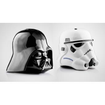 Salière et poivrière Under Toys Star Wars - Dark Vador  et StormTrooper