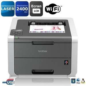 Imprimante laser couleur Brother HL-3140CW - Wifi