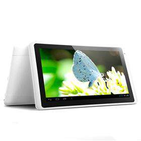 Tablette Ramos W27Pro 10.1 pouces Android 4.1 Quad Core Actions ATM7029 1.2GHz 1024*600 1G RAM 16G Blanc