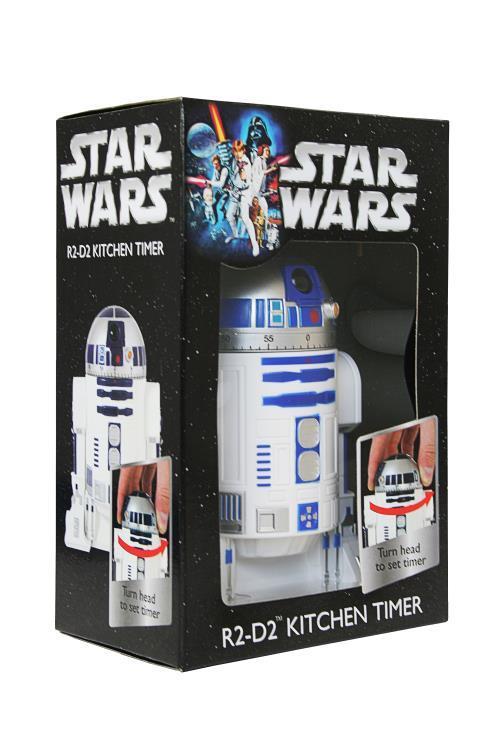 Minuteur de cuisine mécanique Under Toys - Star Wars R2-D2 (SW35736)