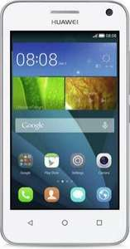 "Smartphone 4.3"" Huawei Y3 - 4 Go, blanc (via ODR de 30€)"