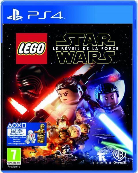 Lego Star Wars : Le Réveil de la Force sur PS4 / Xbox One