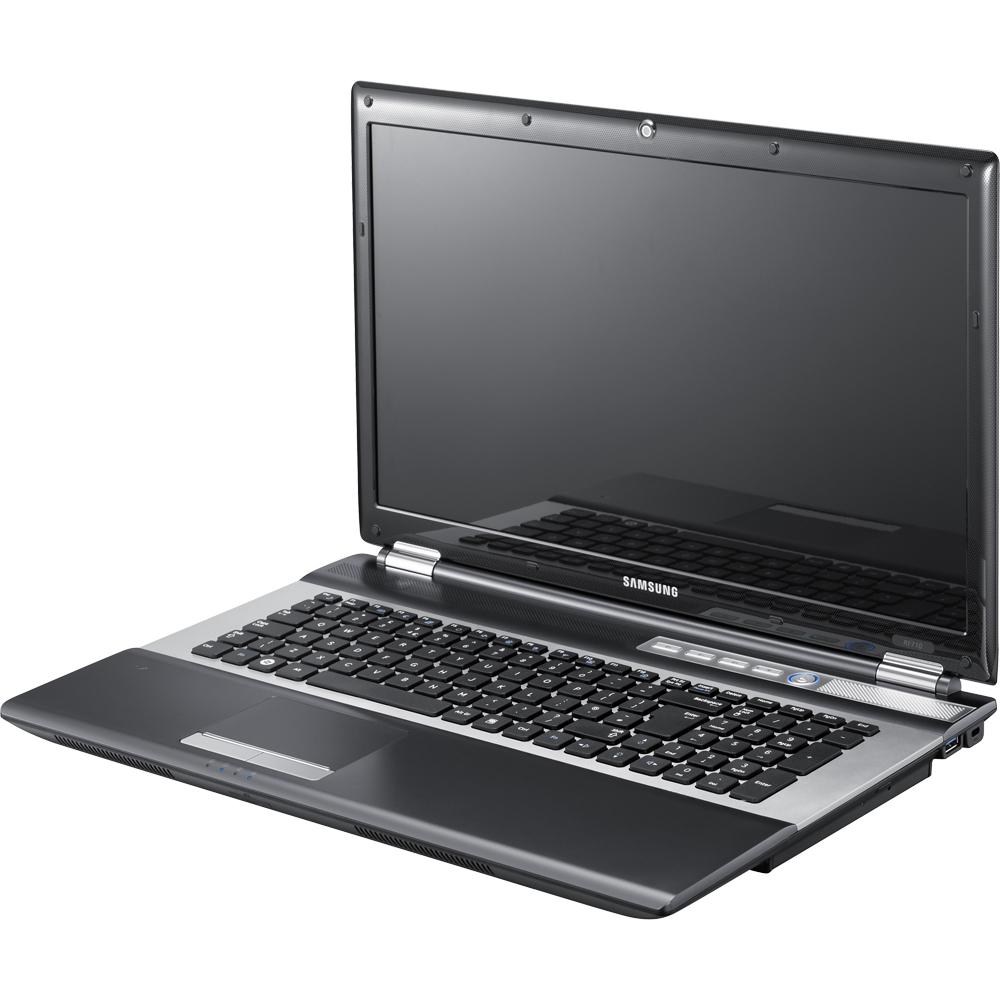 "PC Portable 17.3"" Samsung RF710 - Intel Core i5 2,53 Ghz, 4 Go RAM, Lecteur Blu-ray..."