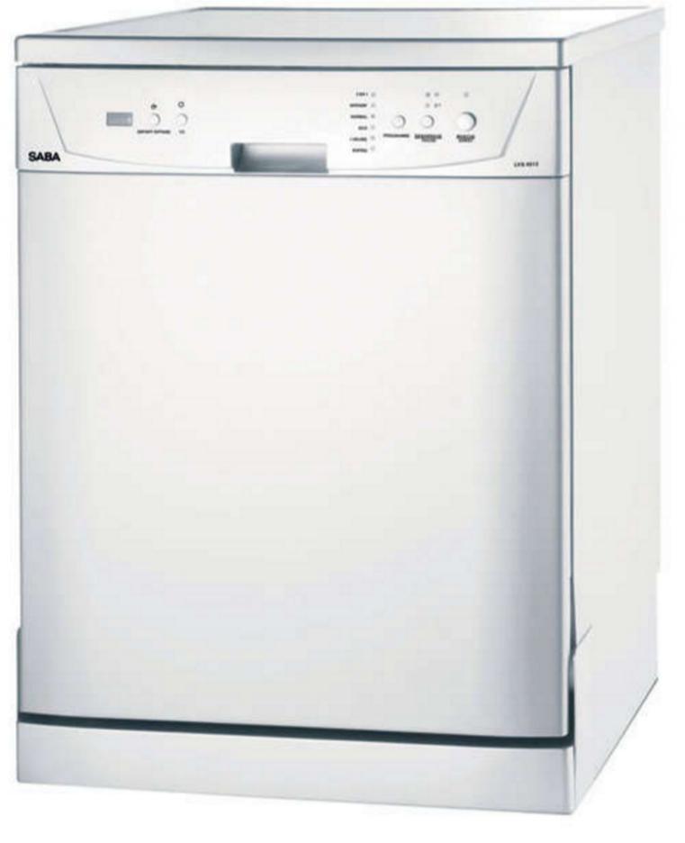 Lave vaisselle Far LV1614 - 12 couverts, Blanc
