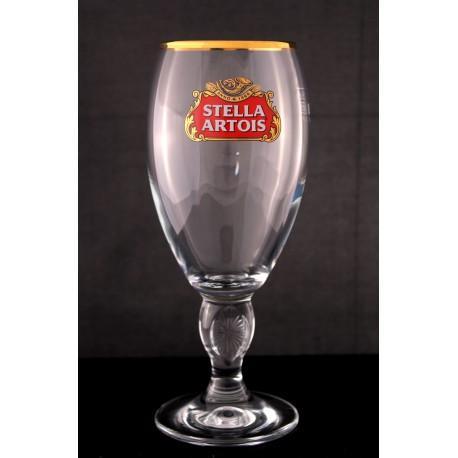 Sélection de Verres à bières en promotion - Ex : Verre Stella Artois - 25cl