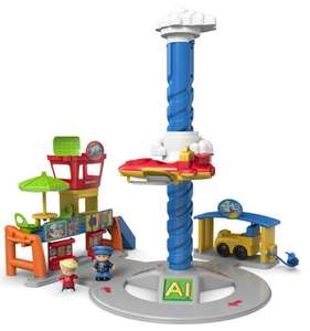 Jeu Fisher Price-little People Dgn27 - L'aéropOrt sonore
