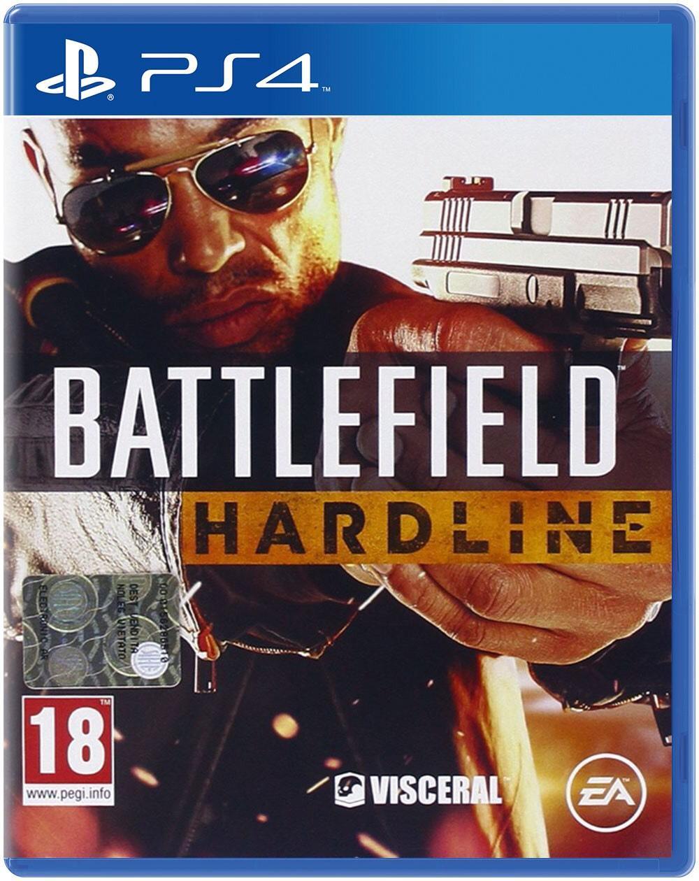 Battlefield Hardline sur PS4