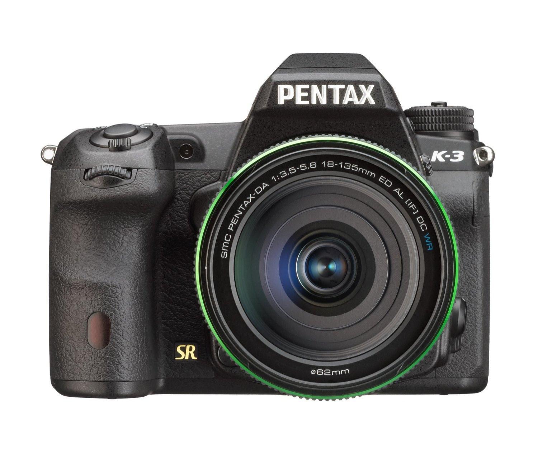 Appareil photo Reflex Pentax K-3 24 Mpix + Objectif 18-135mm