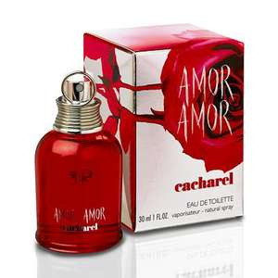 Cacharel Amor Amor Eau De Toilette Spray 30ml à 13.95€ ou 100ml