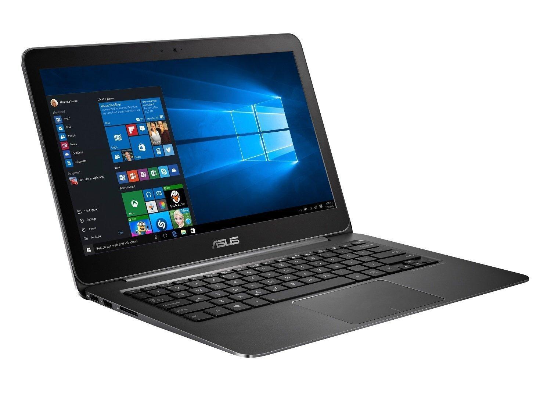 """PC Portable 13.3"""" Asus Zenbook UX305LA-FB011T Noir - QHD+, i7-5500U, RAM 8 Go, SSD 256 Go"""