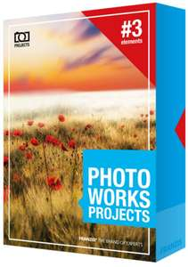 Application Photo works projects 3 gratuite sur Windows