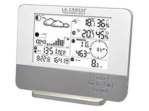 Station météo La Crosse Technology WS1640 - Blanc/Silver