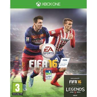 Fifa 16 sur Xbox One et PS4