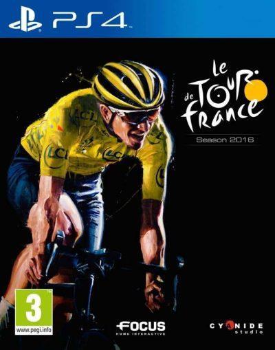 Tour de France 2016 sur PS4 / Xbox One