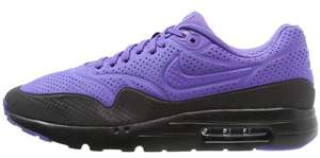 Chaussures Nike Air Max 1 Ultra Moire - Violet/Noir