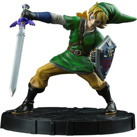 Statuette The Legend Of Zelda Skyward Sword - Link (24 cm)