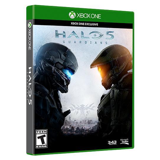 Sélection de jeux vidéo en promotion (toutes plateformes) - Ex : Halo 5: Guardians sur Xbox One