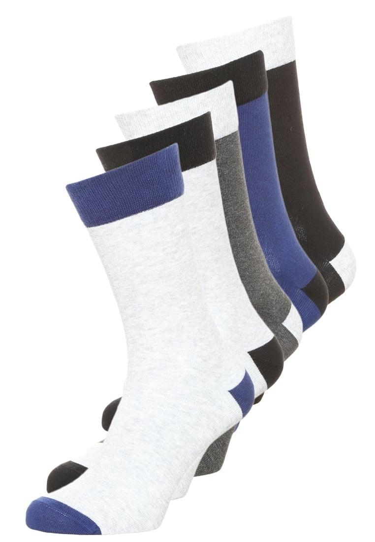 Lot de 5 paires de chaussettes Pier One (du 39 au 46)