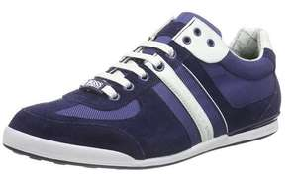 Sélection de chaussures Hugo Boss en promotion - Ex: Chaussures Hugo Boss Green Akeen (Taille 45)