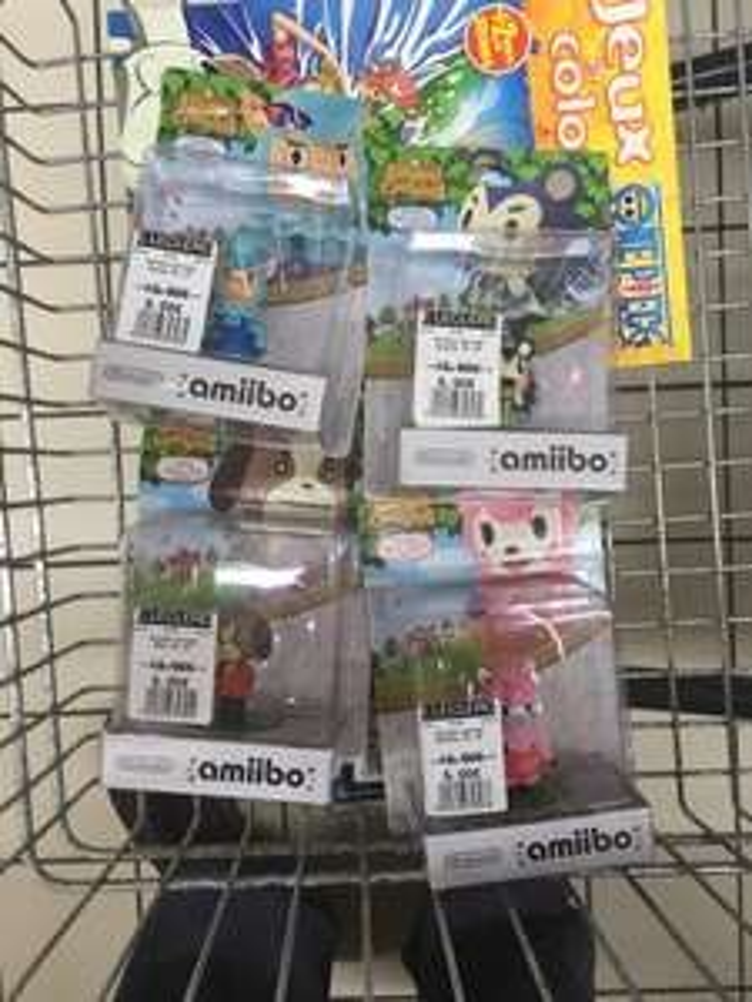 Sélection de figurines Amiibo à 5€ - Ex : Animal Crossing Collection (Serge)