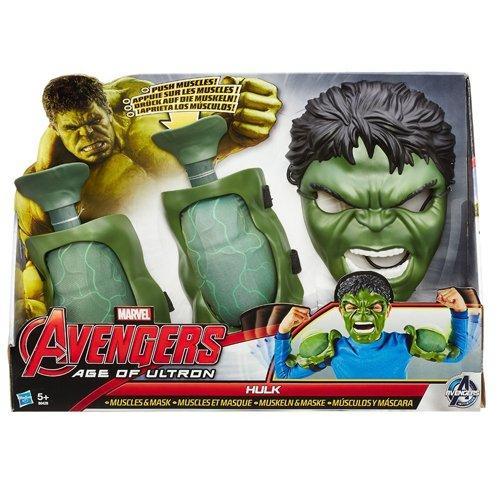 [Panier Plus] Sélection de jeux et jouets en promotion - Ex : costume pour enfant Hasbro Marvel Avengers Age of Ultron (Hulk)