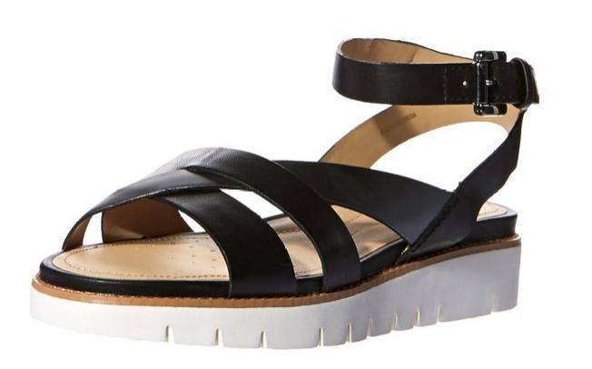 Sandales ouvertes femme Geox D Darline B (Taille 40)