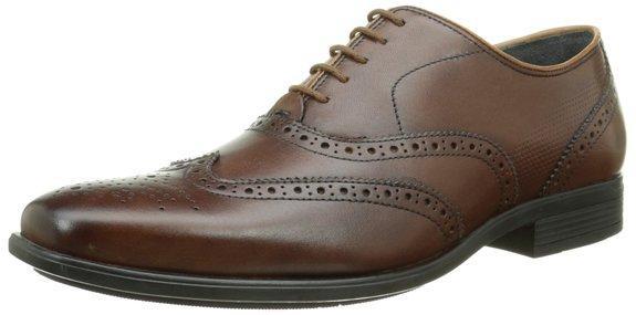 Chaussures richelieu Hush Puppies Griffin - marron (43 et 45)