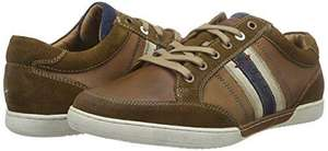 Sneakers basses homme Australian Parker leather - Marron, Taille 42