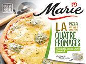 Pizza Marie Pâte Fine - 3 variétés au choix (via Shopmium)