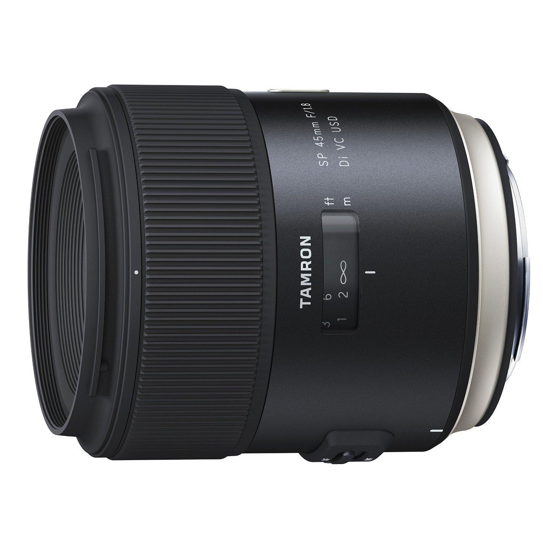 Objectif Tamron SP 45mm F/1.8 Di VC USD (Modèle F013) - Monture Canon