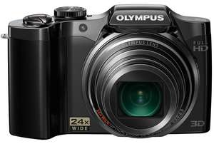 Appareil photo Olympus SZ-31MR - Noir