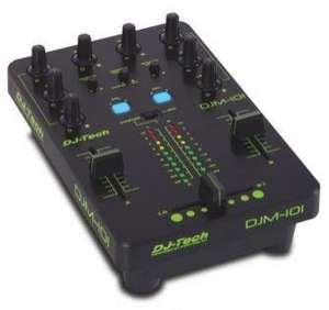 Controleur USB DJ-Tech DJM 101