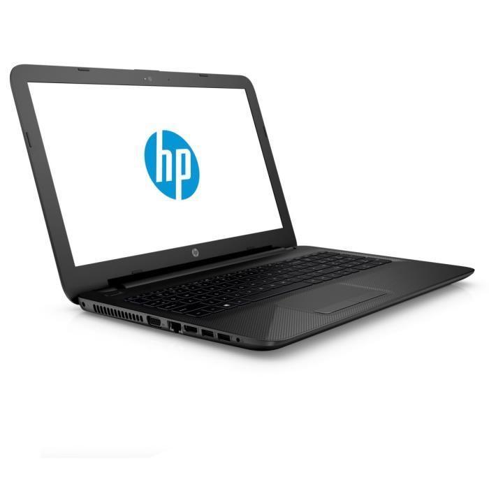 "PC Portable 15.6"" HP 15-ac165nf - HD, Intel N3050, 4 Go de Ram, 1 To"